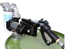 Piusi DRUM EX50 12V DC ATEX + ручной пистолет