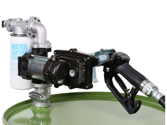 Заправочная колонка для бензина PIUSI DRUM EX50 230V ATEX + автоматический пистолет арт. F00374010