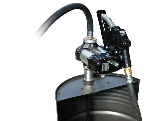 Piusi Drum Viscomat 70 M комплект для перекачки масла с насосом