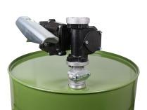 Насос для перекачки бензина PIUSI EX50 Kit Drum 12V DC ATEX, арт. F00372020. 12 Вольт.