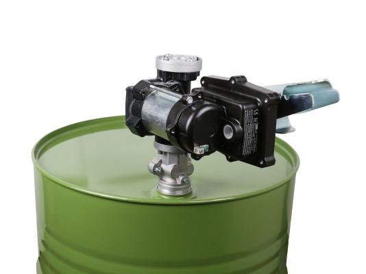 Насос для перекачки бензина PIUSI EX50 Kit Drum 230V AC ATEX, арт. F00374020. 220 Вольт.