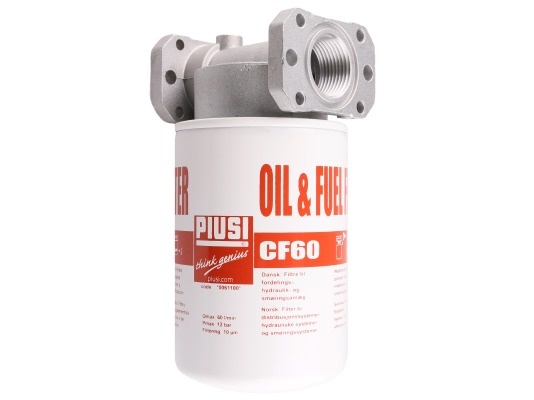 Фильтр для дизельного топлива, бензина и масла Piusi filter for fuel and oil 60 l/min арт. F0777200A