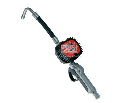 Piusi K40 nozzle flex (гибкий носик) F00973020 заправочный пистолет со счетчиком