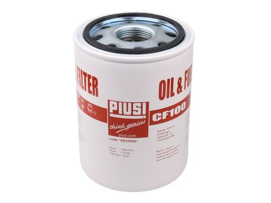 Картридж PIUSI 100 l/min (для топлива и масла, 10 микрон) F09359000
