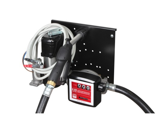 Мобильная АЗС PIUSI ST Bi-pump 12V K33 F0024000A, на 12 Вольт.