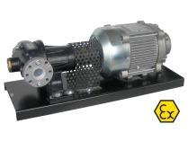 Насос для дизельного топлива PIUSI P80EXX M 220V F0031900A