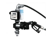 Заправочная колонка для бензина PIUSI DRUM EX50 12V DC K33 ATEX арт. F00375010