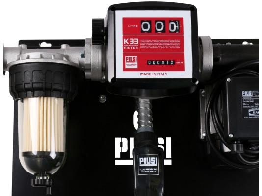 PIUSI ST Panther 72+Clear Captor+A60 арт. F00265F3A