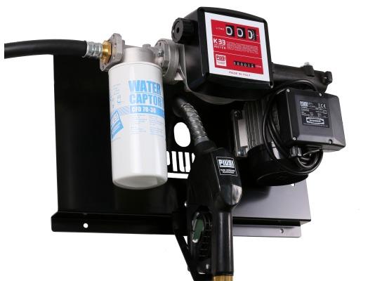 Минизаправка PIUSI ST E 120 Filter F00395F60