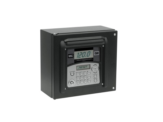 Электронная панель управления выдачей топлива Piusi MC BOX на 12 Вольт арт. F1398001B
