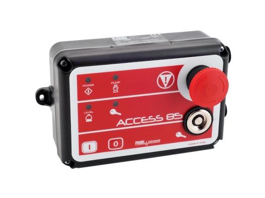 Интеллектуальный блок управления всасыванием топлива Piusi ACCESS 85 без ключей доступа арт. F00702000