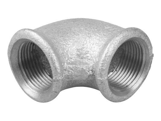 Угловой фитинг с резьбой (F/F) 3/4 дюйма PIUSI арт. F07806000