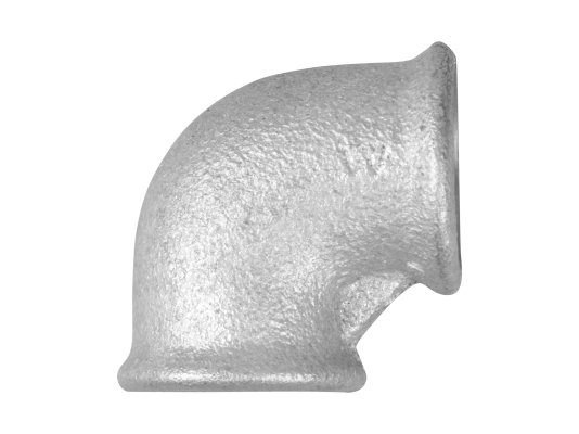 Угловой фитинг с резьбой (F/F) 1 дюйма PIUSI арт. F08609000