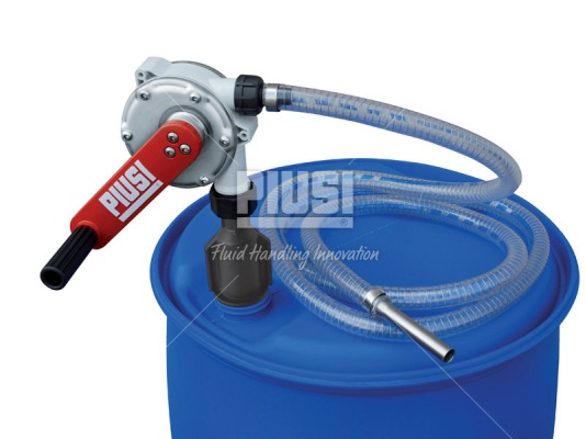 "Piusi Kit hand pump 2"" Buttress with hose F00332A30 ручной насос для AdBlue"