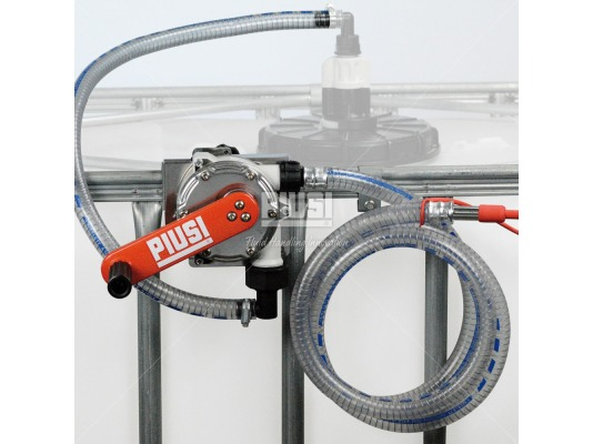 Piusi hand pump Side version F00332B00 насос для перекачки мочевины