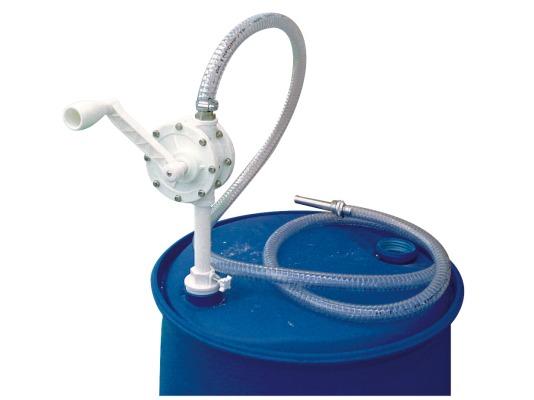 Piusi rotative hand pump with complete kit F0033208A бочковой насос для мочевины
