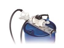 Piusi SUZZARABLUE DRUM + SB325 nozzle meter F00201E5C раздаточная колонка для мочевины