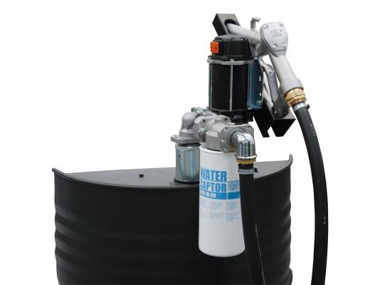 PIUSI Drum Kit 3000 Filter 12V