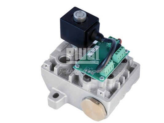 Piusi GPVS N 24VDC PULSER MONO VALVOLA F00445290 импульсный клапан