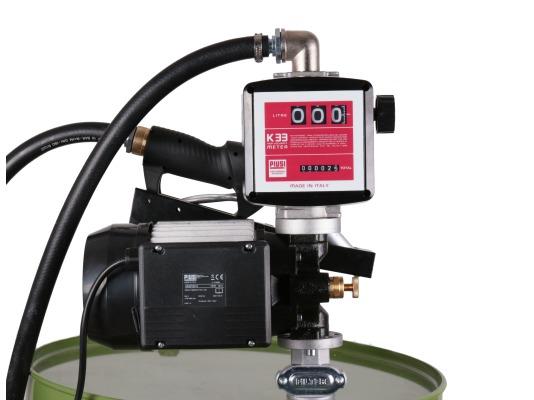 Маслораздаточная установка для перекачки масла DRUM VISCOMAT