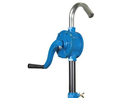 Ручной насос для перекачки топлива Aluminium rotative hand pump F0033200A