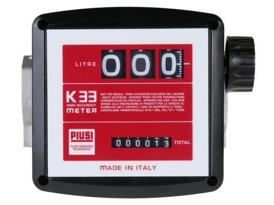 Счётчик топлива К33 PIUSI