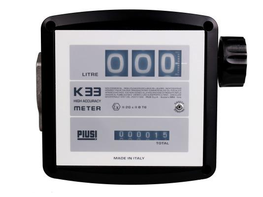 Piusi K33 ATEX Счётчик бензина