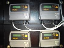 Piusi OCIO F0075510D - система управления уровнем топлива в резервуаре