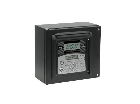 Piusi MC BOX - электронная многопользовательская панель управления выдачей топлива