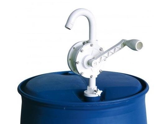 Piusi Rotative hand pump ручной роторный насос для мочевины