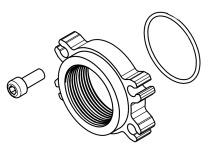 Kit flange PIUSI 1 1/2 inch R10921000