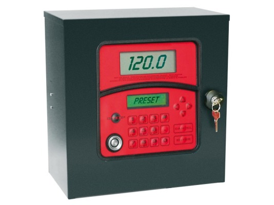 Piusi MC Box F13980100 управляющая панель для ТРК с предустановками