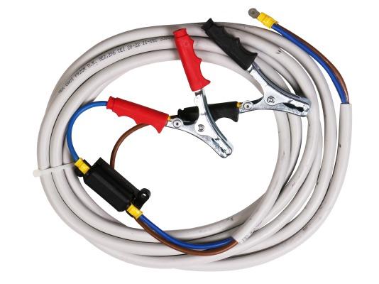 Piusi комплект для подключения 12V/24V 4 метра R17018000