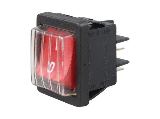 Piusi электрический переключатель R07667000