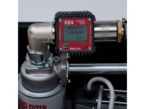Piusi угловое соединение и комплект для подключения PIUSI K24 к PIUSIBOX R17256000