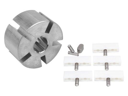 Piusi ремкомплект ротора насоса с лопатками